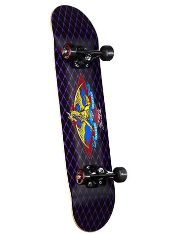 "Powell Golden Dragon PGD-Logo-Dragon-2 7.625"" Skateboard Comp"