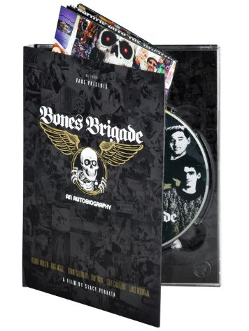 Powell Peralta Brigade An Autobiography Blu-ray