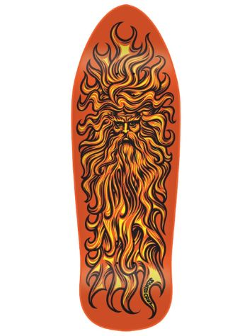 "Santa Cruz Jessee Sun God Reissue 9.9"" Deck"