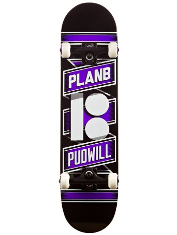 "Plan B Pudwill Wrapped 7.875"" Complete"