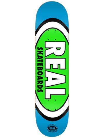 "Real Team Oval 3 Mini 7.21"" x 29.3"" Deck"