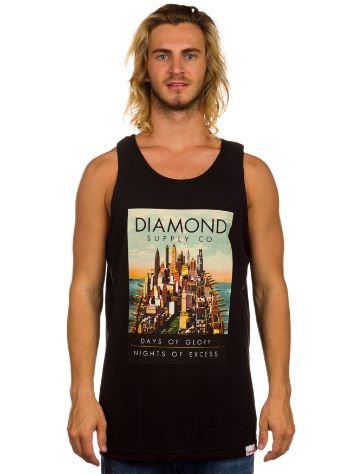 Diamond Excess 2 Tank Top