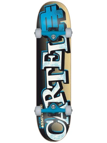 "Cartel Skateboards 7.8"" Complete"