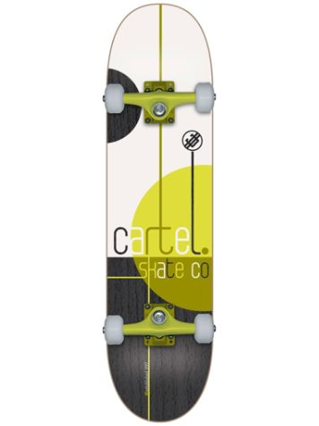 "Cartel Skateboards 8.0"" Complete"