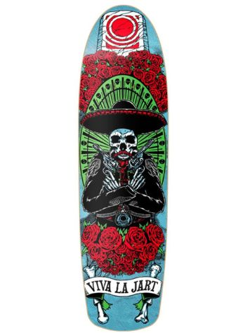 "Jart Pool Before Death Mexican 8.57"" MPC Deck"