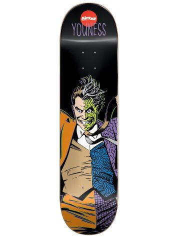 "Almost Youness Villain Two face V2 R7 8.0"" Deck"