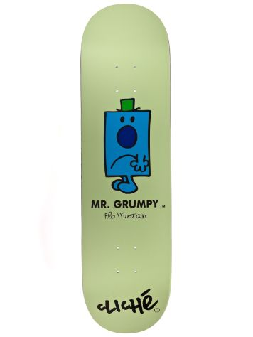 "Cliche Mirtain Mr. Men R7 8.25"" Deck"