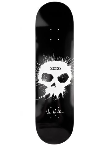 "Zero Thomas Single Skull IL 8.25"" Deck"