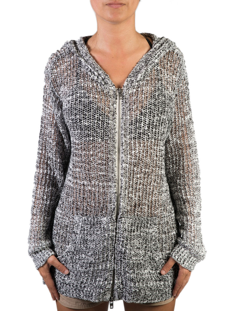Laslo Hooded Cardigan