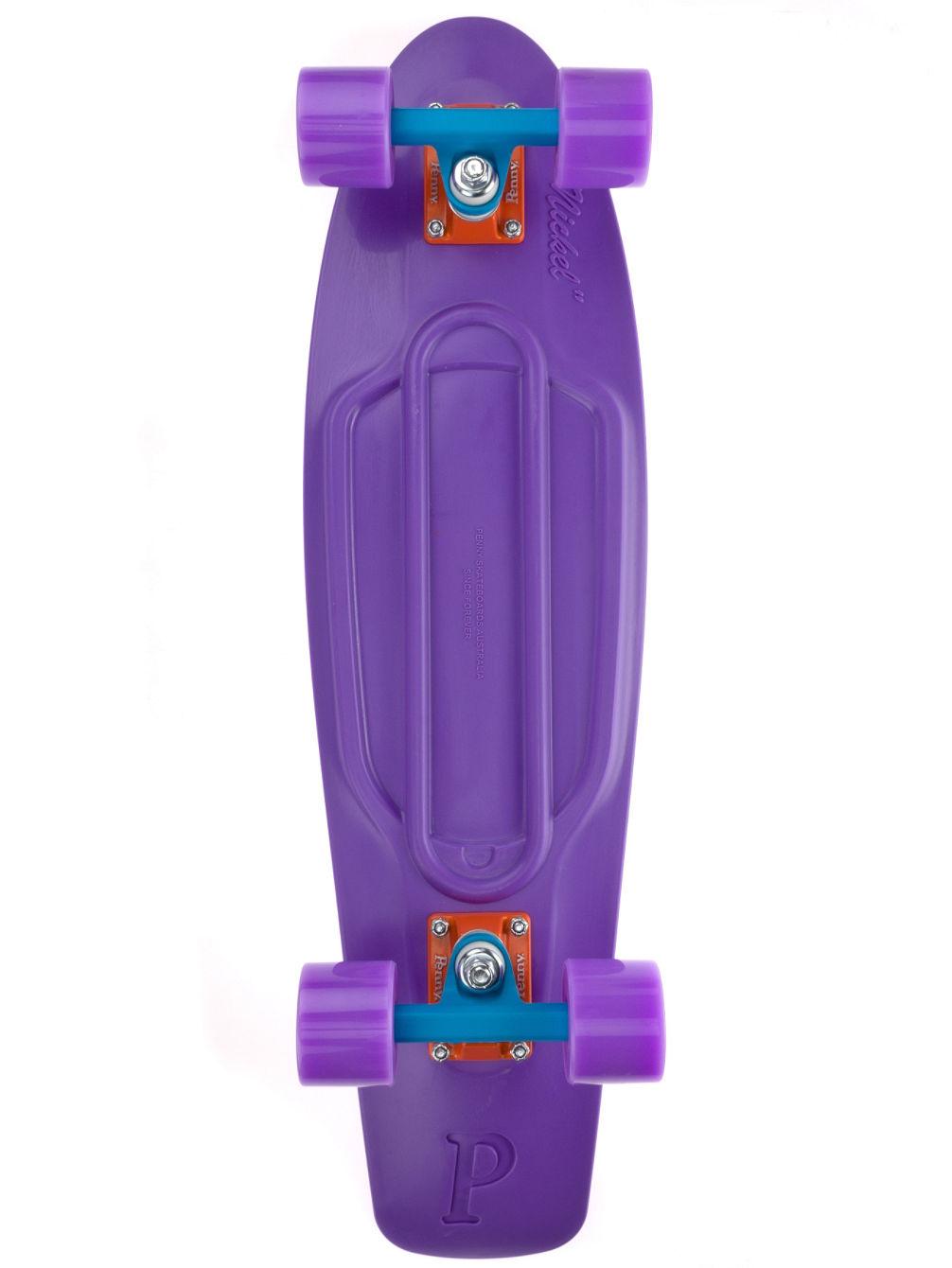 penny skateboards classics 27 grape complete online kaufen bei blue. Black Bedroom Furniture Sets. Home Design Ideas
