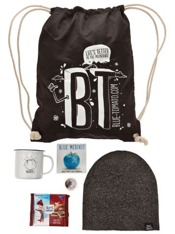 Blue Tomato BT Xmas Goodiebag 2015