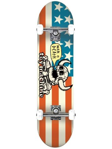 "Toy Machine Dead American Monster 8.125"" x 31.5"" Complet"