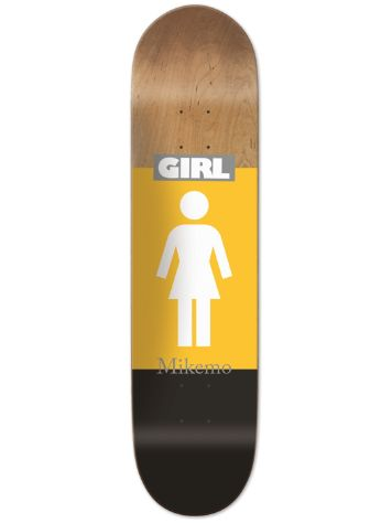 "Girl Mike Blocked Og 8.25"" Skateboard Deck"