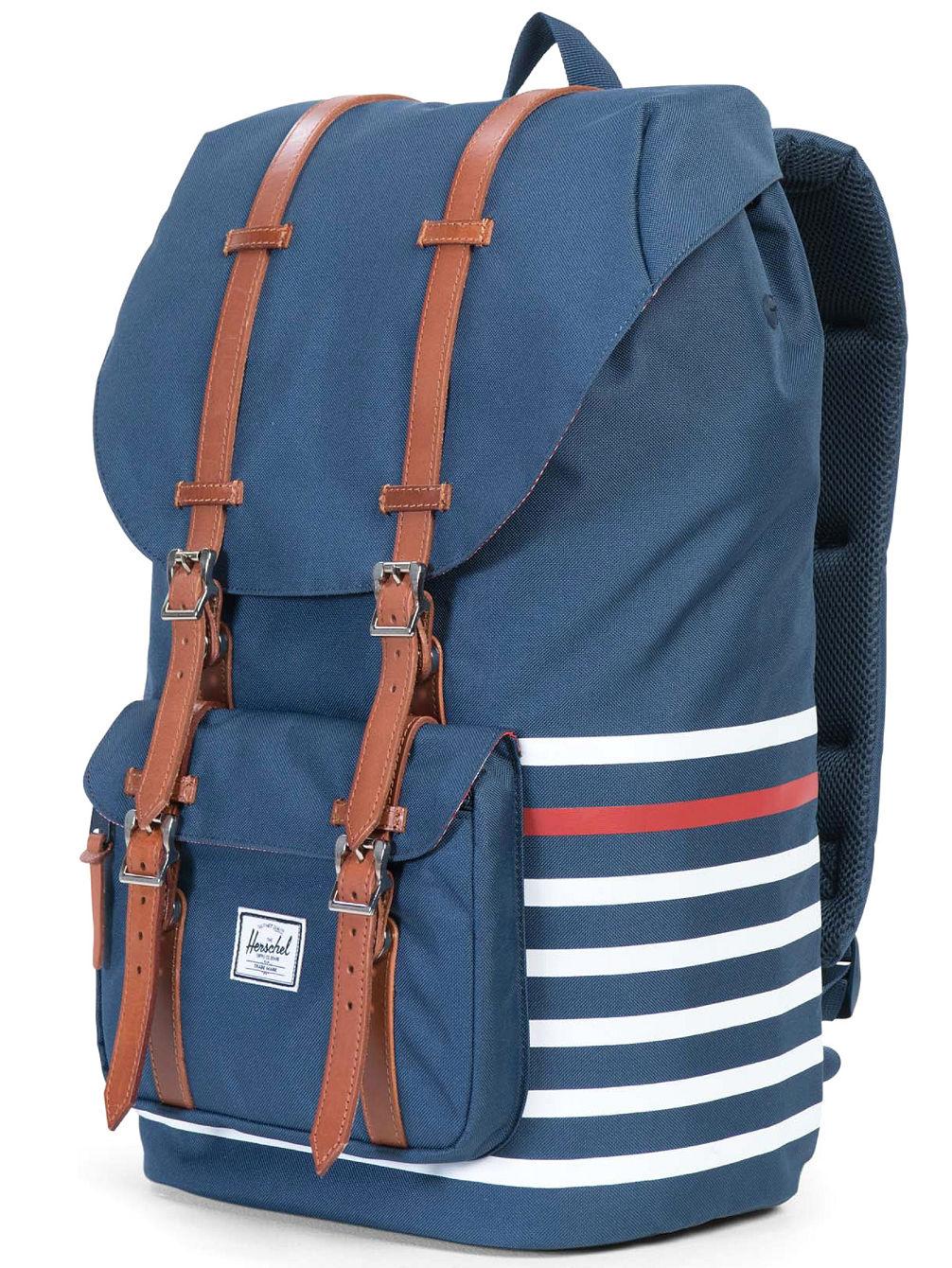 herschel-little-america-offset-backpack