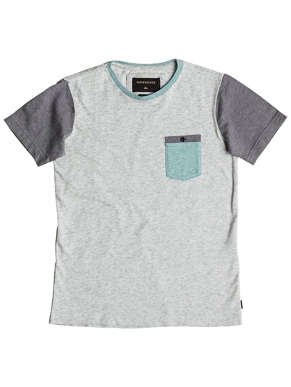 Quiksilver Baysic Pocket T-Shirt Boys Preisvergleich