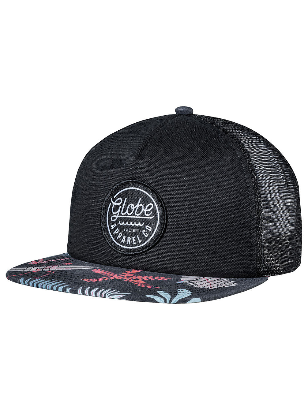 globe-expedition-trucker-cap