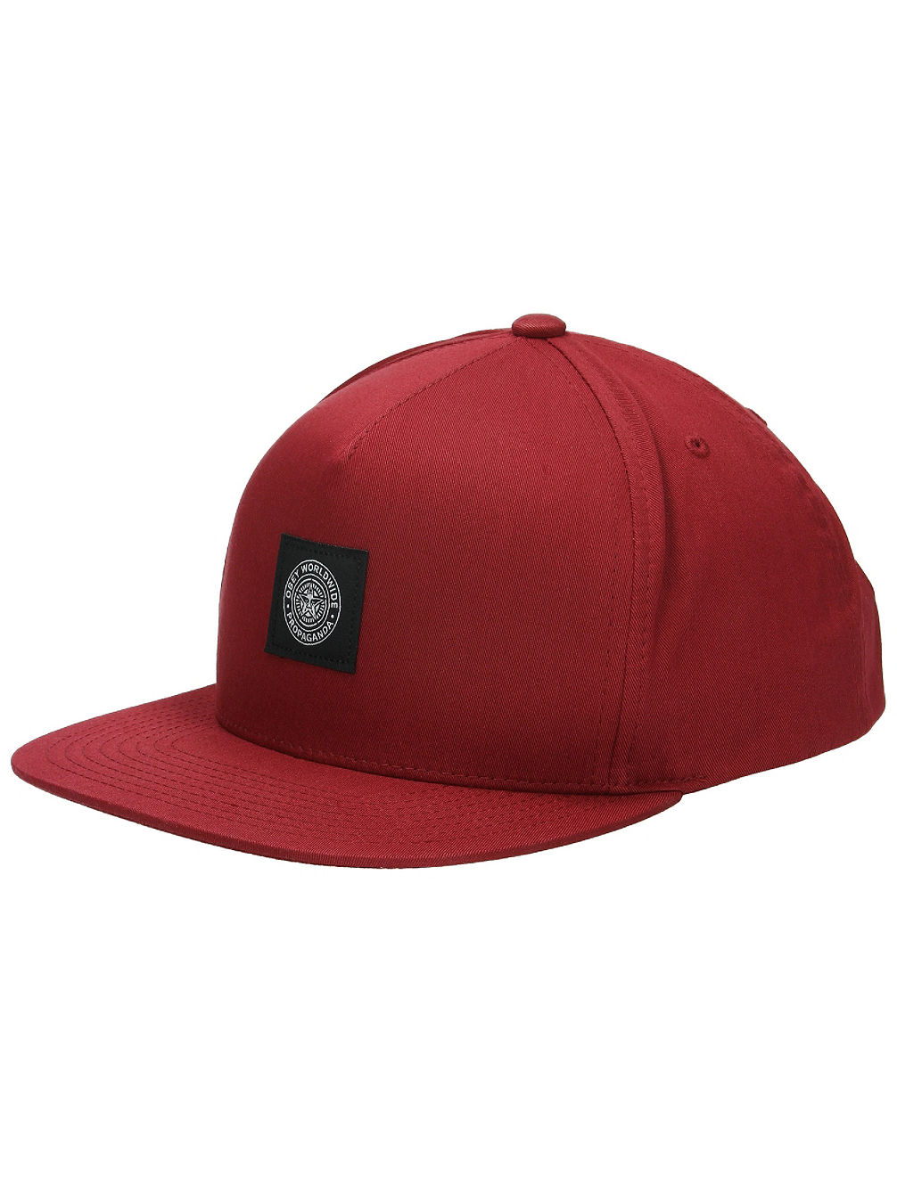 obey-worldwide-seal-snapback-cap