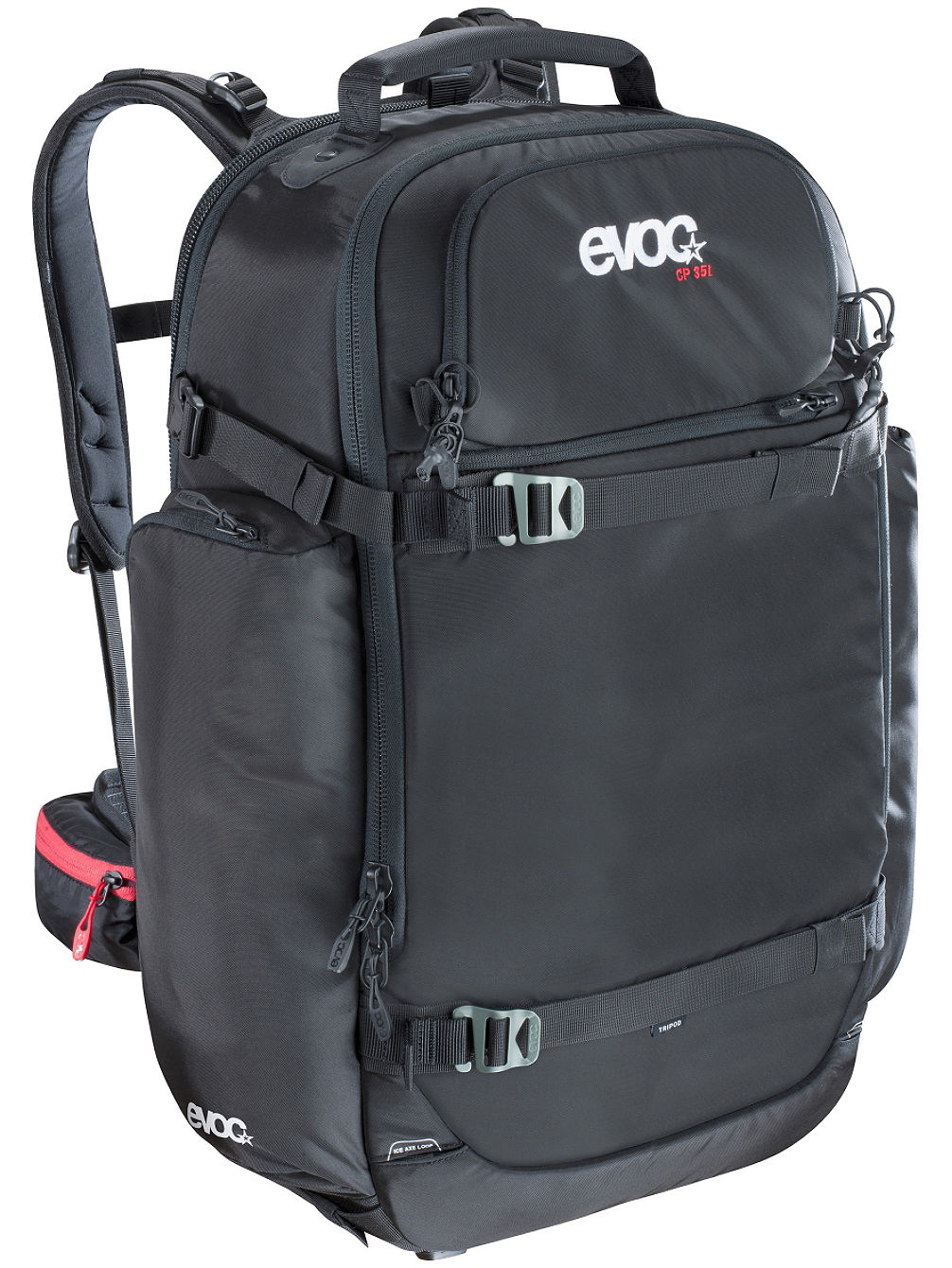 Evoc Camera 35L Backpack Nero- evoc - blue-tomato.com