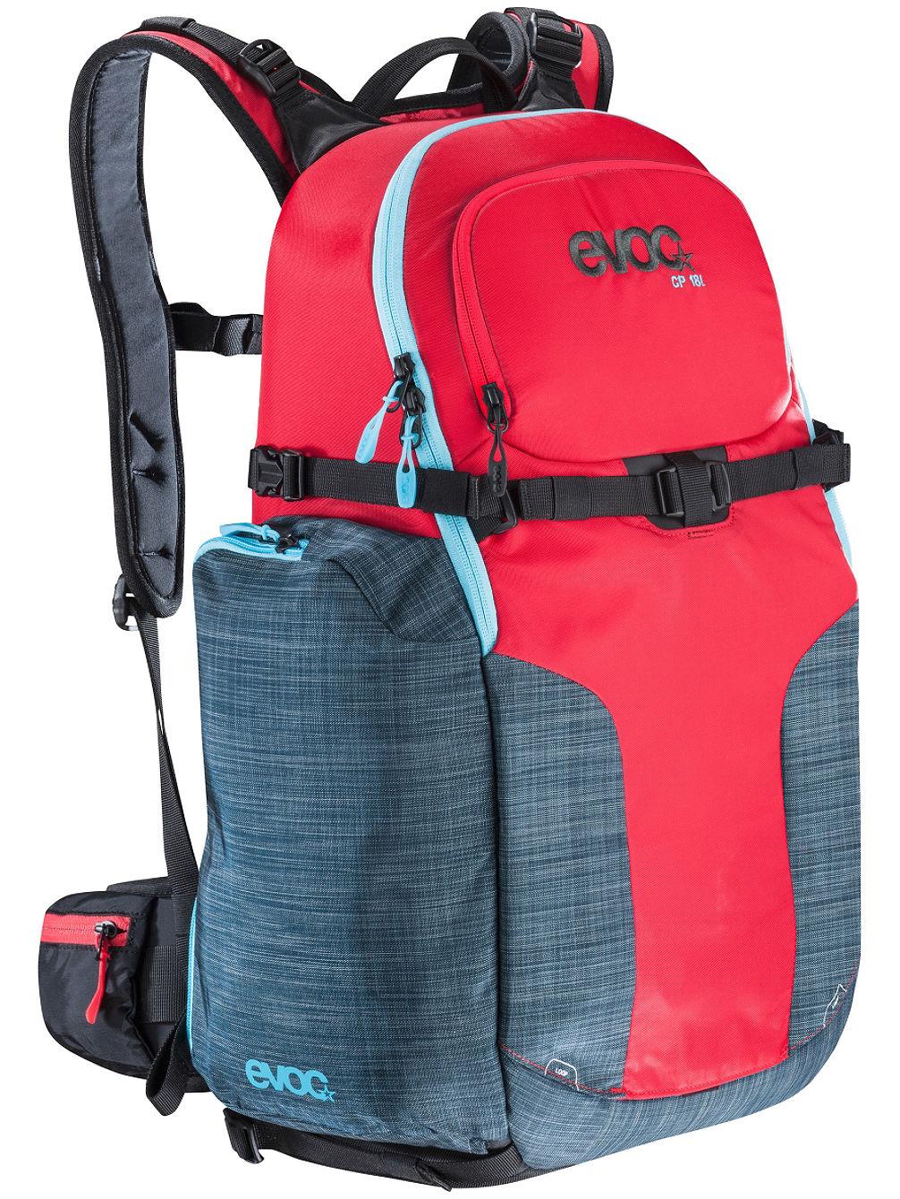 Evoc Camera 18L Backpack Rosso- evoc - blue-tomato.com