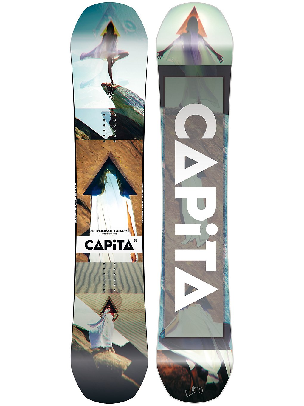 Capita Defenders Of Awesome 156 2018