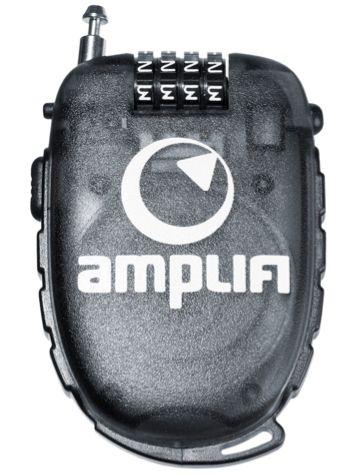 Amplifi Wire Lock (Large) clear black / schwarz Gr. Uni