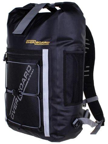 Overboard Waterproof Backpack Light 30L black / schwarz Gr. Uni