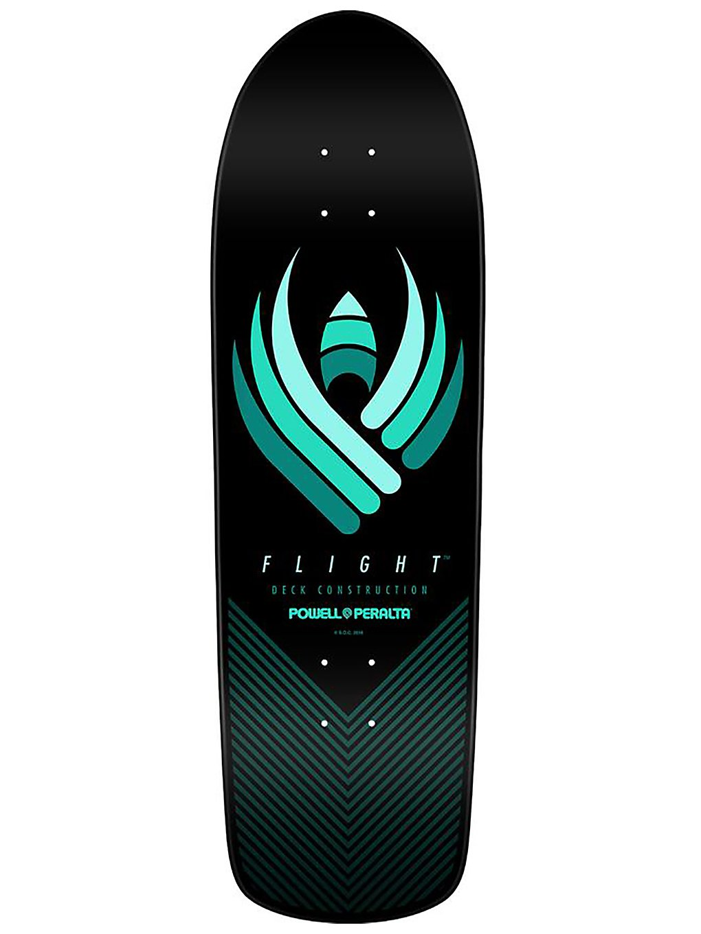 Powell Peralta Flight Shape 280 9.7