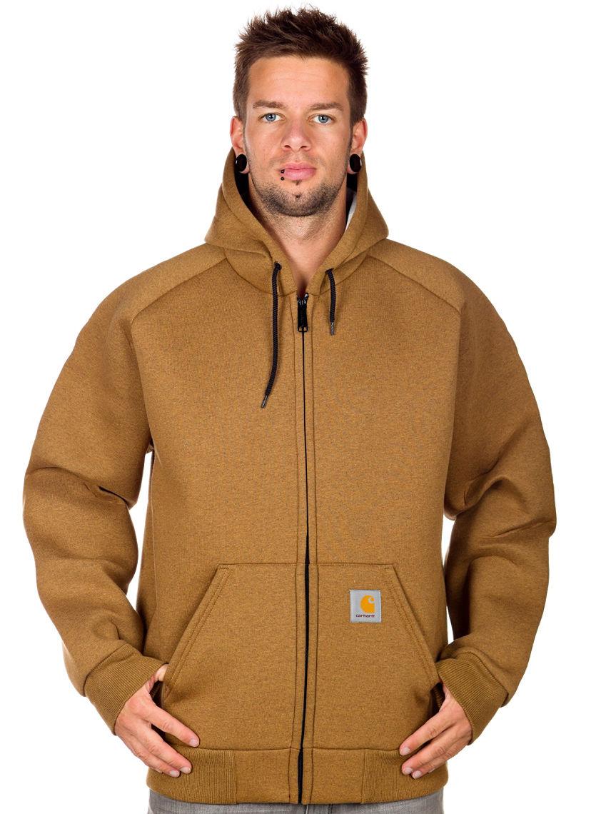 imágenes detalladas estilo popular último estilo chaqueta carhartt neopreno