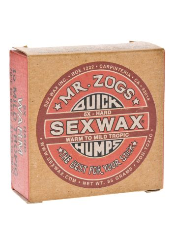 Sex Wax Quick Humps red Hard