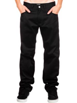 Carhartt WIP Skill 'Cortez' Pants black rinsed Gr. 30/32