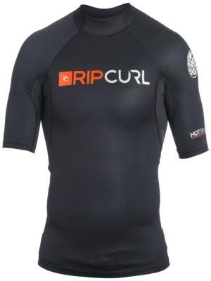 Rip Curl Hotskin 0.5mm Lycra LS black Gr. M