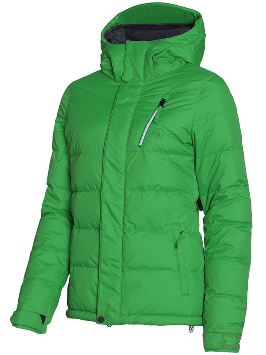 Buy Volcom Powder Puff Down Jacket online at blue-tomato.com