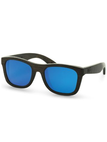WOOD FELLAS Jalo Brown Blue Sonnenbrille