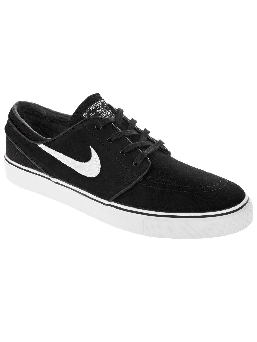 achetez nike zoom stefan janoski chaussures de skate en ligne sur blue. Black Bedroom Furniture Sets. Home Design Ideas