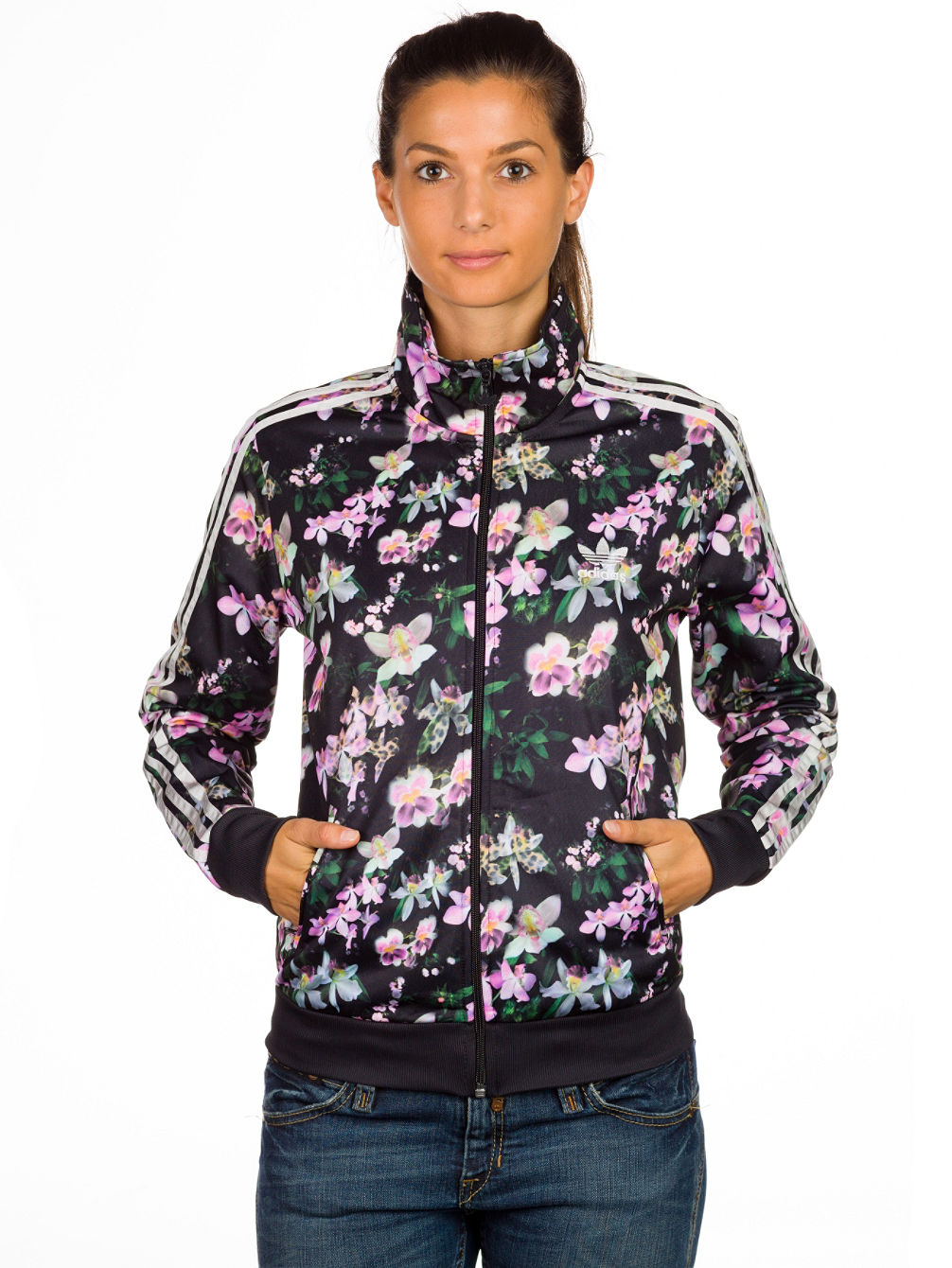 buy adidas originals orchid firebird jacket online at blue. Black Bedroom Furniture Sets. Home Design Ideas