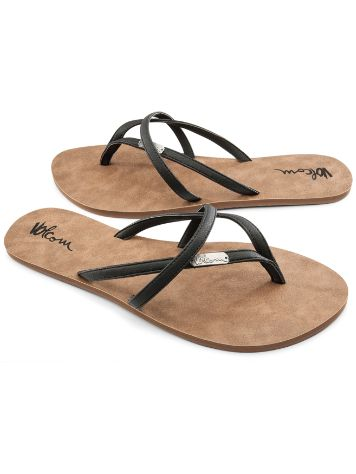 Volcom All Night Long Sandalen Frauen
