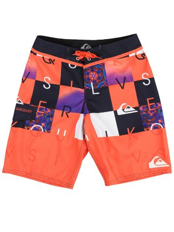 Quiksilver Checkmate 17 Boardshort Boys