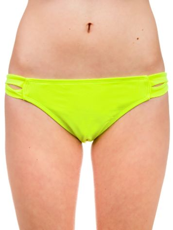 Empyre Sunkissed Solid Low Rise Hipster Bikini Bott