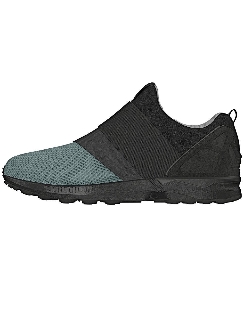 Fine Originals Shoes Women Adidas Zx Flux Nps Updt Shoes Black