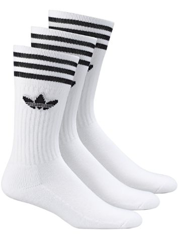 adidas Originals Solid Crew 3 Socks