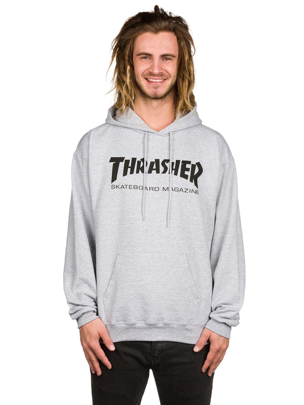 buy thrasher skate mag hoodie online at blue. Black Bedroom Furniture Sets. Home Design Ideas
