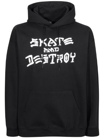 Thrasher Skate And Destroy Sudadera con capucha