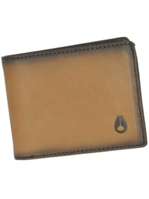 Nixon Arc Bi-Fold Wallet tan Gr. Uni