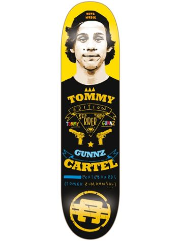 "Cartel Skateboards Pro 7.75"" Skateboard Deck"