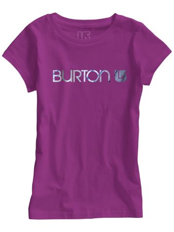 Burton Her Logo T-Shirt Girls