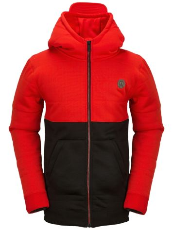 Volcom Falco Ins Fleece Zip Hoodie Boys