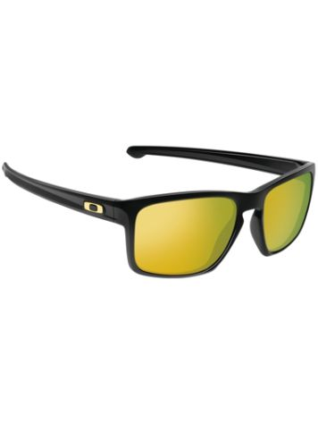 Oakley Sliver Polished Black Sonnenbrille