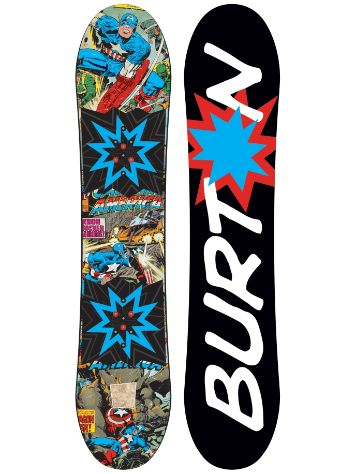 Burton Chopper Ltd Marvel 130 Kids 2017 Snowboard