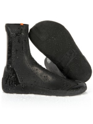 Rip Curl Rubber Soul 2mm Split Toe Booties black Gr. 10.0