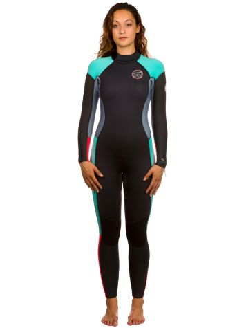 Rip Curl Dawn Patrol 5/3 Back Zip Neoprenanzug